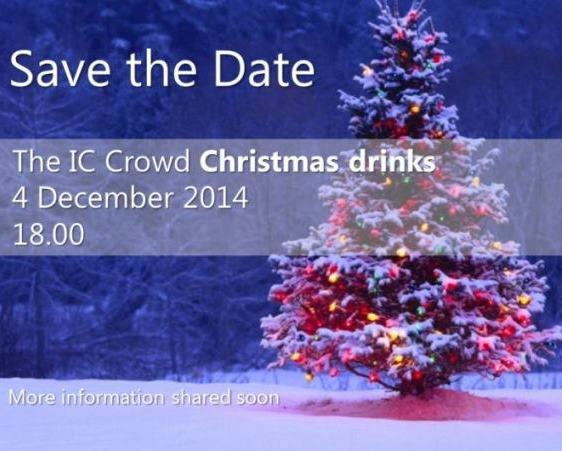 ICCrowdxmasdrinks