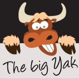 Thank you for coming to The Big Yak