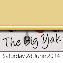 Getting involved at The Big Yak
